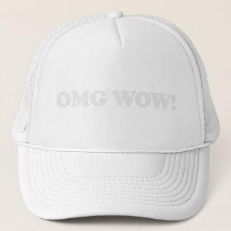 OMG WOW! a Hat! Trucker Hat