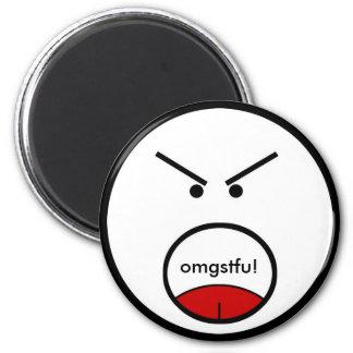 omgstfu! magnet