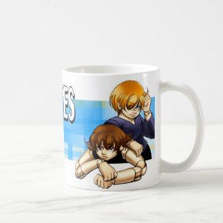 Omi and Seiki Logo Mug