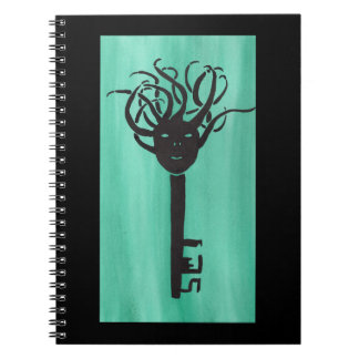Ominous Key Notebooks