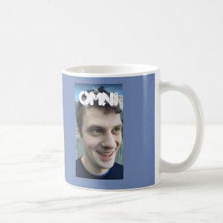 Omni Michael Mug blue