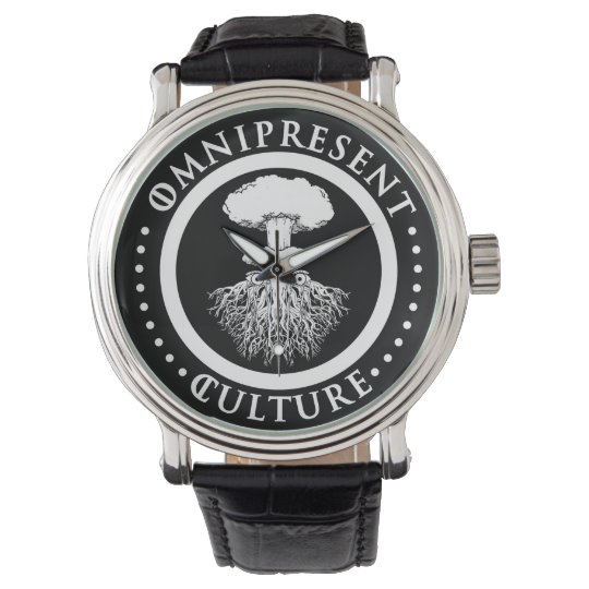 "Omnipresent Culture ""Nuclear Nature"" Watch"