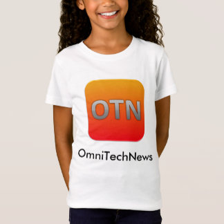 OmniTechNews T-shirt - Kids, Girls