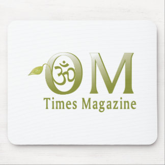 OMTimes Magazine eShop Mouse Pad