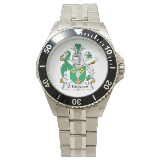 O'Muldoon Family Crest Watch