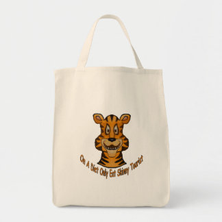 On A Diet Tote Bag
