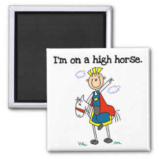 On a High Horse Tshirts and Gifts Magnet