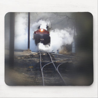 On A Journey Mouse Pad