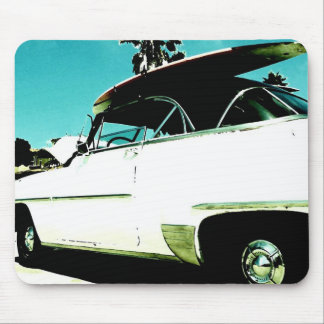ON A MISSION SURF'S UP MOUSE PAD