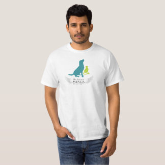 On Angels' Wings Pet Rescue TShirt