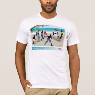 on any beach in the Caribbean T-Shirt