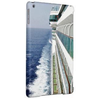 On Balcony Row iPad Air Cover