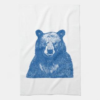 ON BLUE RIDGE KITCHEN TOWEL