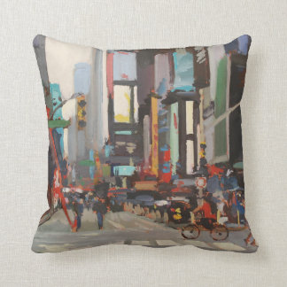 On Broadway 2012 Throw Pillow