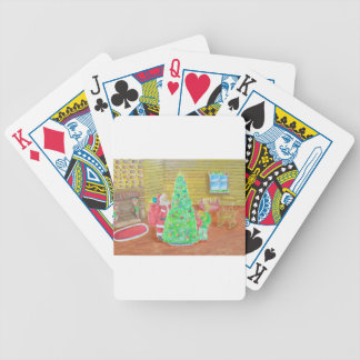 on christmas eve poker deck