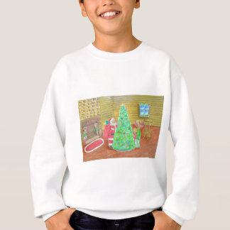 on christmas eve sweatshirt