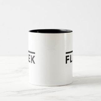 On Fleek Graphic Mug