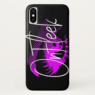 On Fleek Pretty Eye and Eyebrow - Magenta Hot Pink iPhone X Case