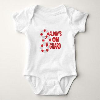 On Guard Baby Bodysuit