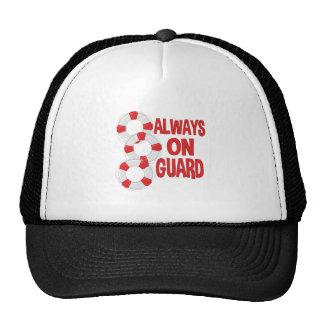 On Guard Trucker Hat