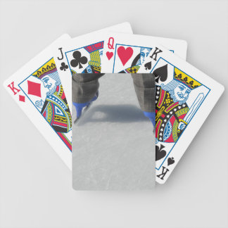 on Ice Bicycle Playing Cards