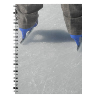 on Ice Notebook