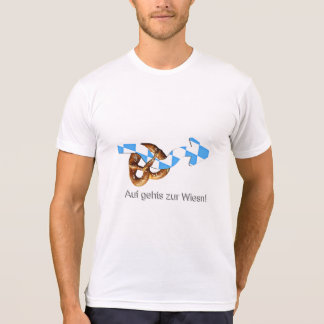 On it goes to the Octoberfest T-Shirt