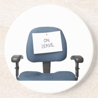 On leave coasters