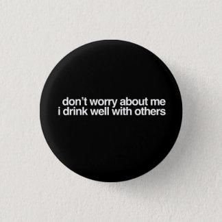 On My Rack Designs 1 Inch Round Button