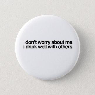 On My Rack Designs 2 Inch Round Button