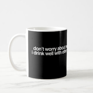 On My Rack Designs Coffee Mug