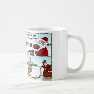 On Reindeer, On! Coffee Mug