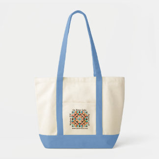 On Ringo Lake big tote