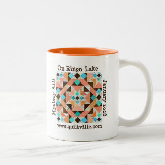 On Ringo Lake mug
