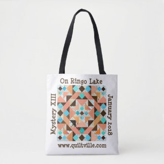 On Ringo Lake tote