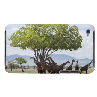 On safari in Mikumi National Park in Tanzania, Case-Mate iPod Touch Case