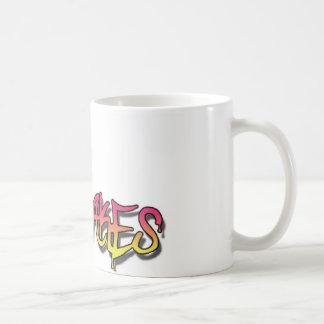 ON SALE! zombiecakes mug