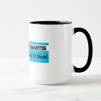 On Stage with Mantis Coffee Mug