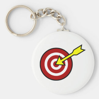 On Target Keychain