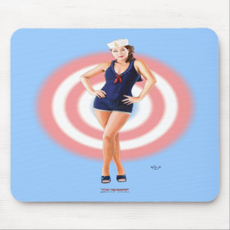 On Target mousepad