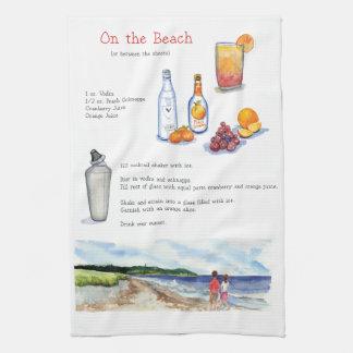 On the Beach bar towel