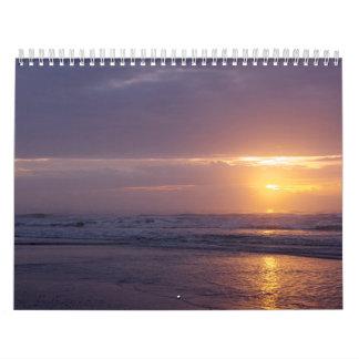 On The Beach Calendar