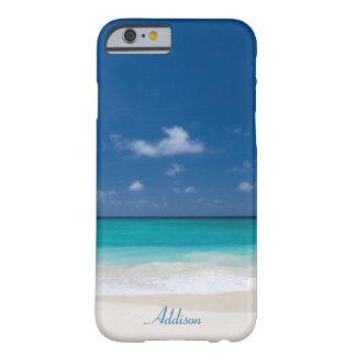 On The Beach Custom iPhone 6 Cases