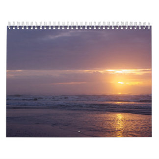 On The Beach Wall Calendars