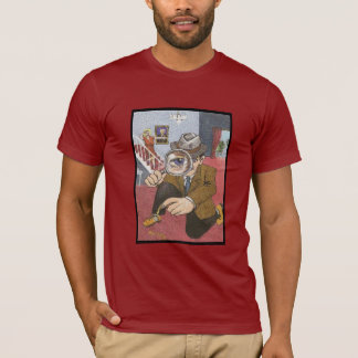 on the case tee for him by DAL