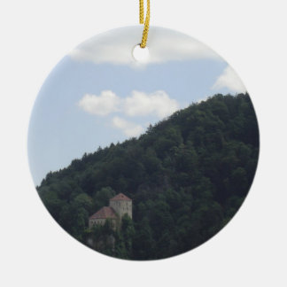 On the Danube Ceramic Ornament