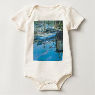On the dock baby bodysuit