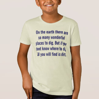 On the earth there are so many wonderful places t t shirt