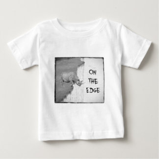 On The Edge Baby T-Shirt