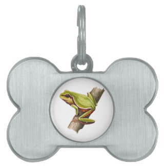ON THE EDGE PET TAG